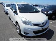 Toyota Vitz 2012