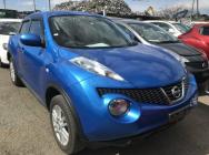 Nissan JUKE 2010 15RX