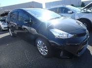 Toyota PRIUS ALPHA 2015