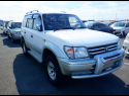 Toyota Land Cruiser Prado 1999 TX LIMITED