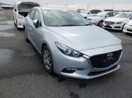 Mazda Axela Sport 2017