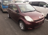 Toyota Passo 2009 G F PACKAGE
