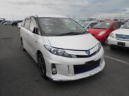Toyota Estima Hybrid 2015