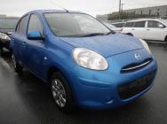 Nissan March 2011 12X