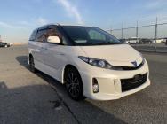 Toyota Estima Hybrid 2013 AERAS PREMIUM ED