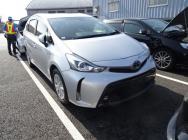 Toyota PRIUS ALPHA 2017