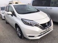 Nissan Note 2018 X