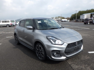 Suzuki Swift Sports 2018 BASE GRADE