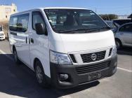 Nissan Caravan Van 2015