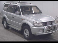 Toyota Land Cruiser Prado 2001 TX LIMITED