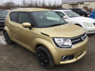 Suzuki Ignis 2017 MX SAFETY PACKAGE