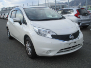 Nissan Note 2016 X