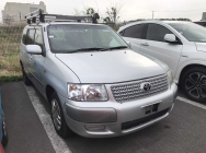 Toyota Succeed Wagon 2012