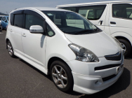 Toyota Ractis 2008