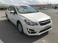 Subaru Impreza Sports 2016