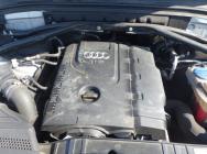 Audi Q5 2013, ICE SILVER, 1980cc - Autocraft Japan