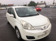 Nissan Note 2011 15X SV