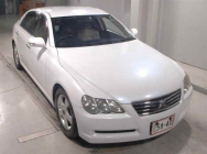 Toyota Mark X 2007 250G F PACKAGE