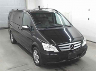 Mercedes-Benz V-Class 2011 V350 AMBIENTE LONG