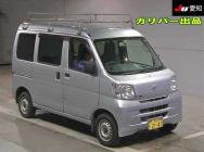 Daihatsu Hijet Cargo 2015 CARGO ) DELUXE