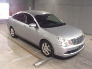 Nissan Bluebird Sylphy 2012