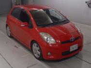 Toyota Vitz 2010 RS