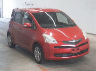 Toyota Ractis 2008 G L PACKAGE