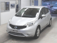 Nissan Note 2015 X
