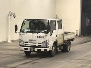 Isuzu Elf Truck 2011 W CAB