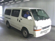 TOYOTA HIACE VAN 2000 LONG DX