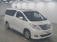 Toyota Alphard 2014