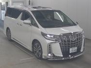 Toyota Alphard 0