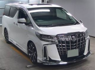 Toyota Alphard 2019 2.5S C PACKAGE