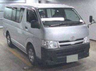 Toyota Hiace Van 2010 LONG DX