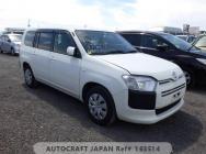 Toyota Succeed Wagon 2015