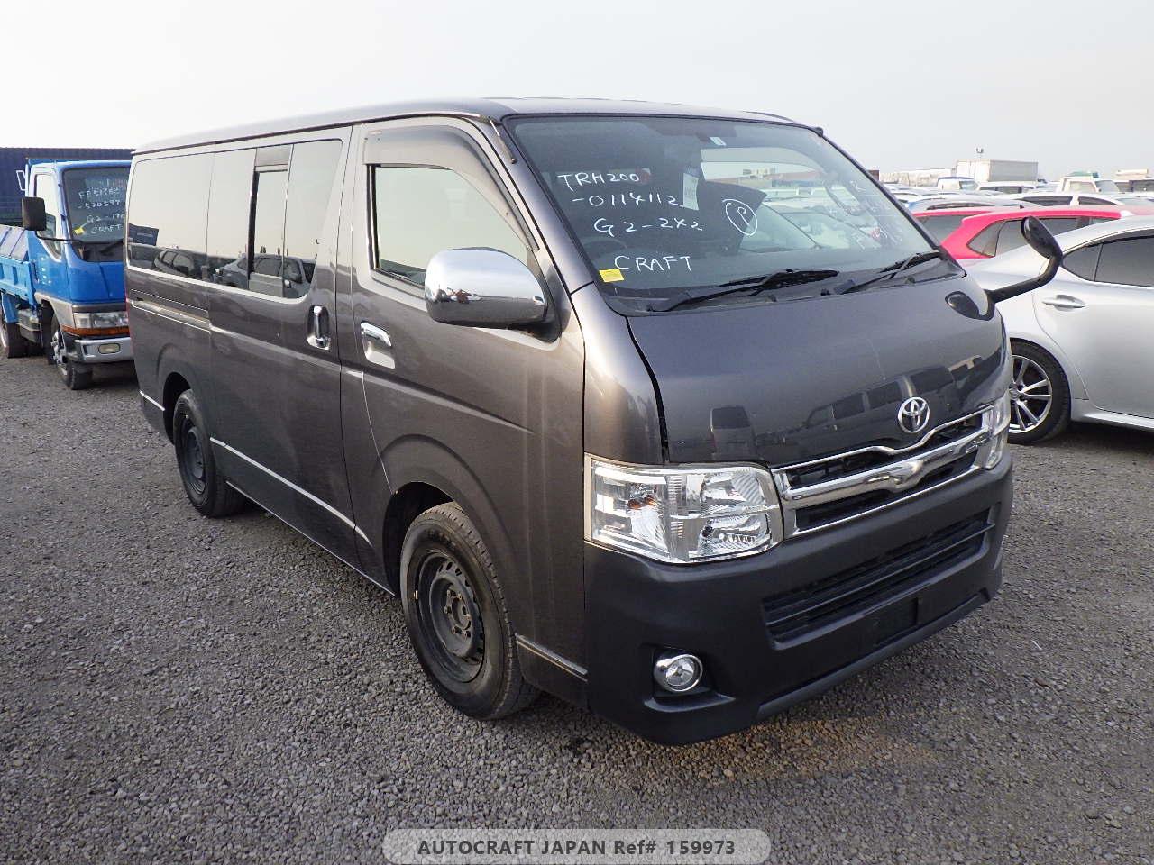 Toyota Hiace Van 2010
