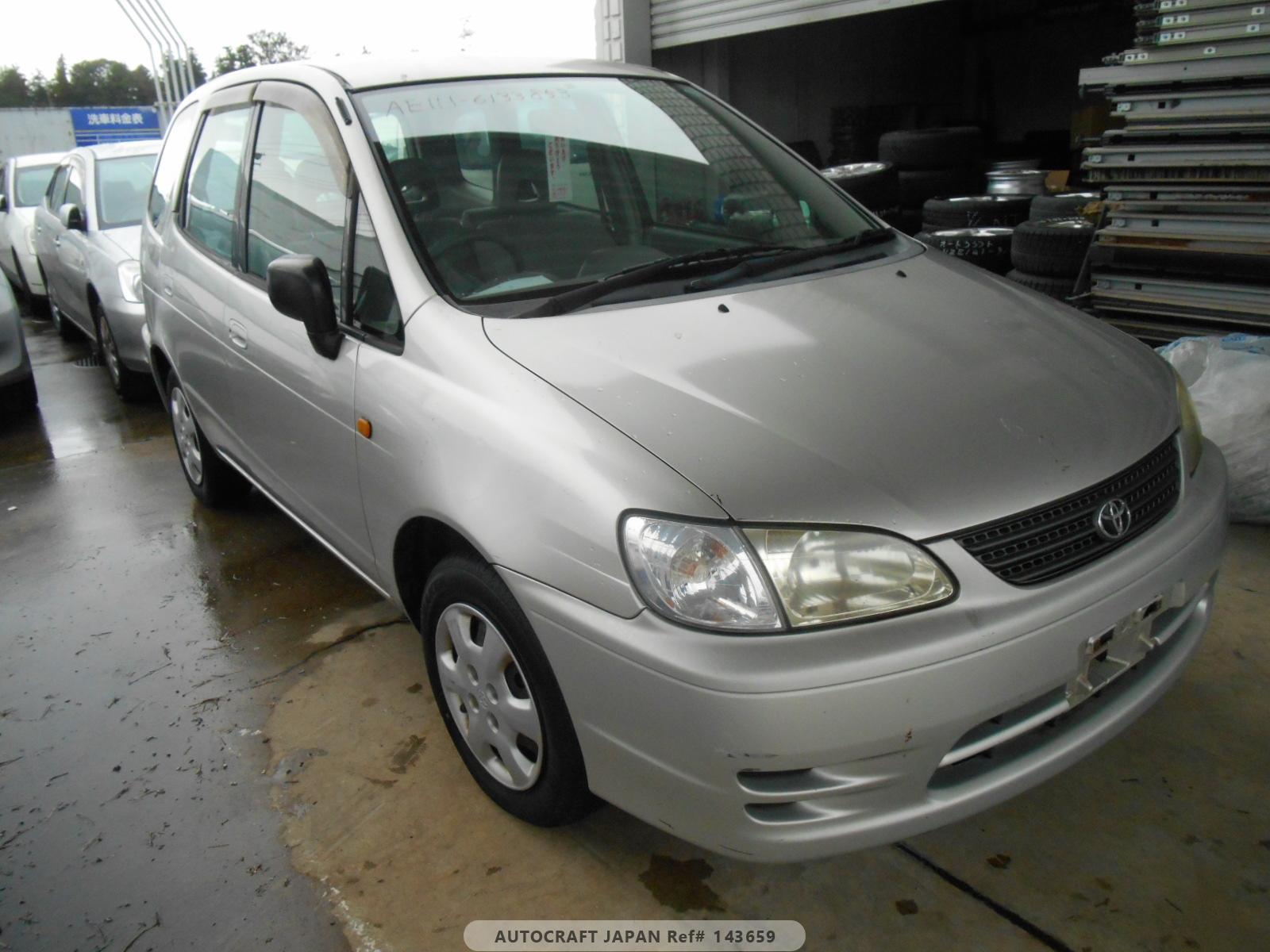 Toyota Corolla Spacio 1999