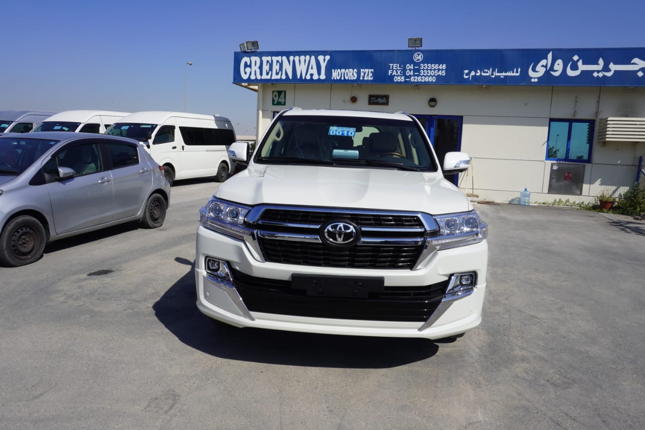 TOYOTA LAND CRUISER 2013 GXR
