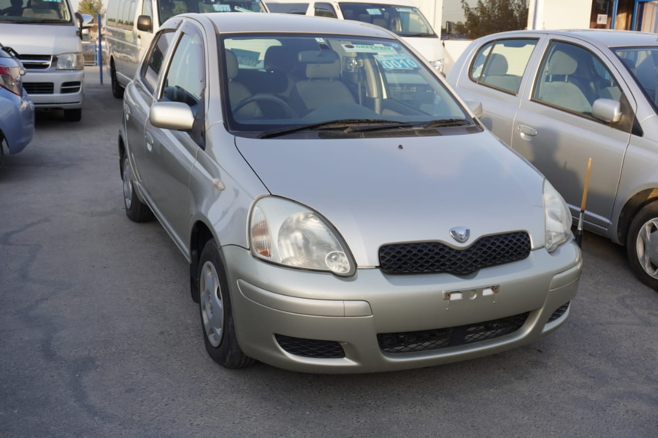 TOYOTA Vitz 2003 F L PACKAGE