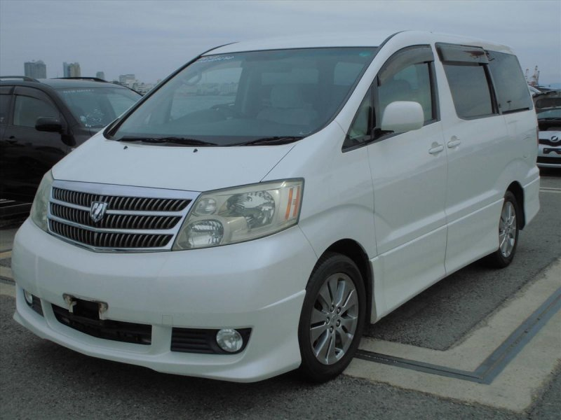 Toyota Alphard G