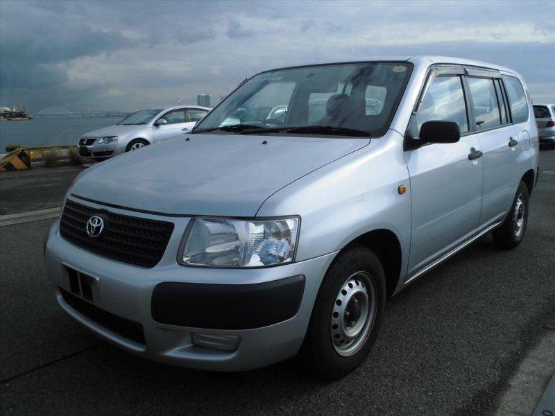 Toyota Succeed Wagon