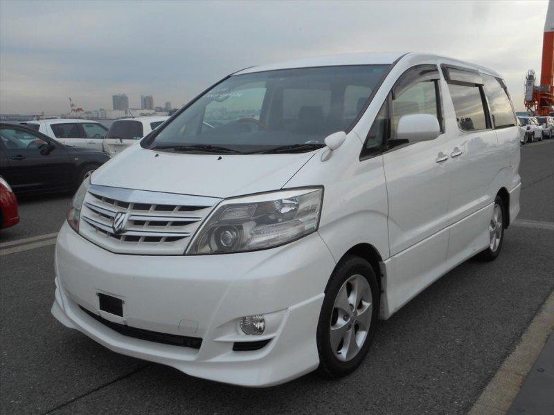 Toyota Alphard V
