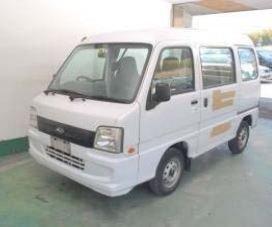 Subaru Samba