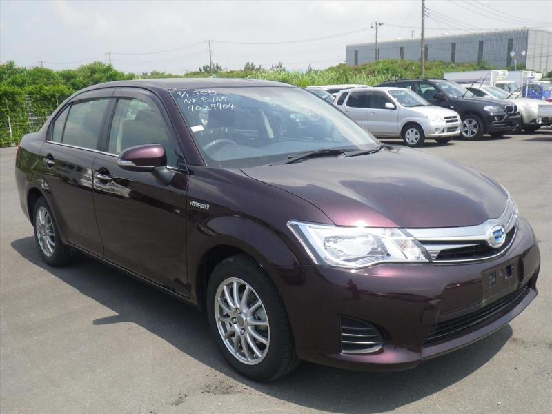 Toyota Corolla Axio