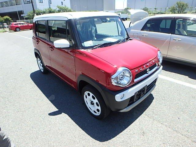 Suzuki Hustl