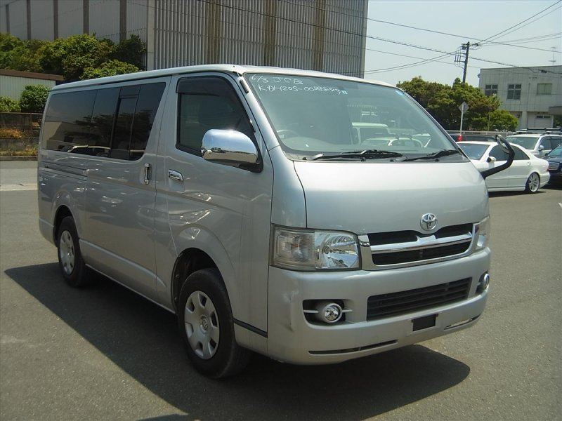 Toyota Regiu