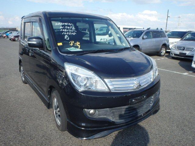 Mitsubishi DELICA D2