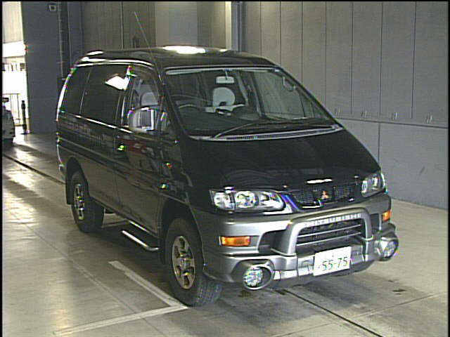 Mitsubishi Delica Spacegear