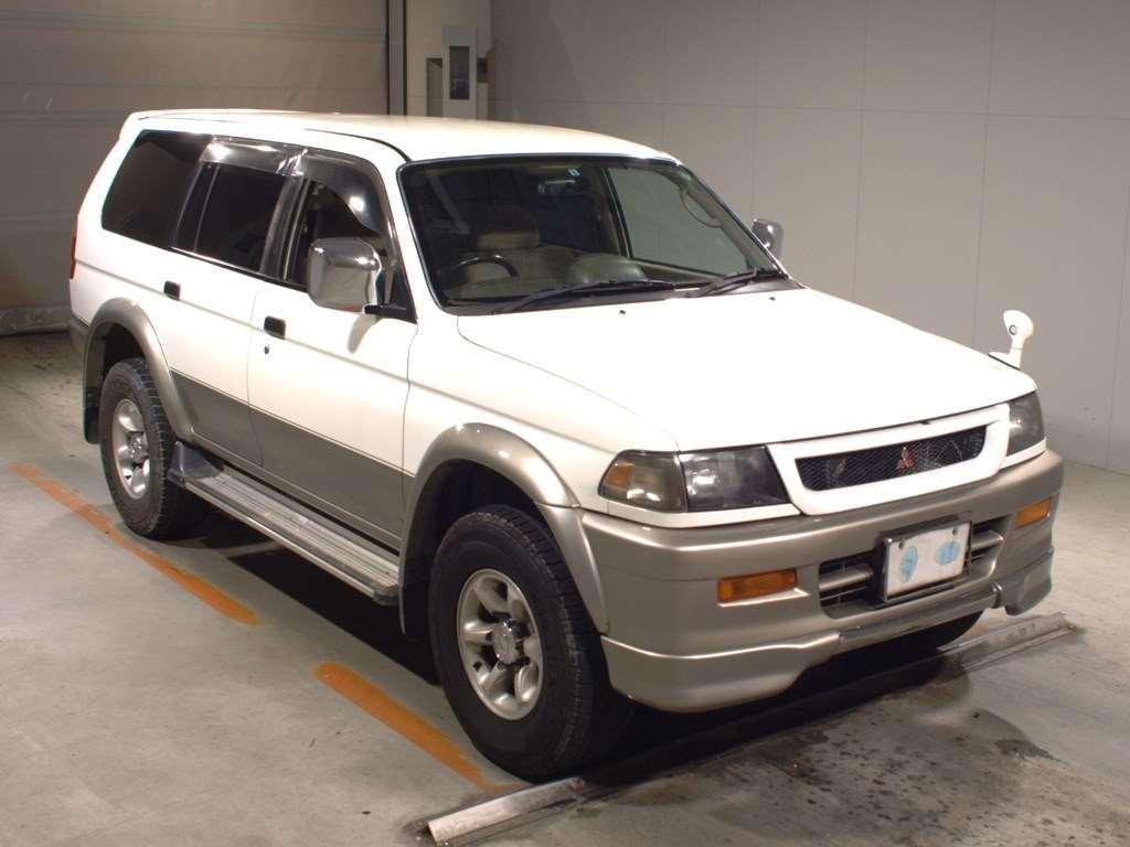 Mitsubishi Challenger