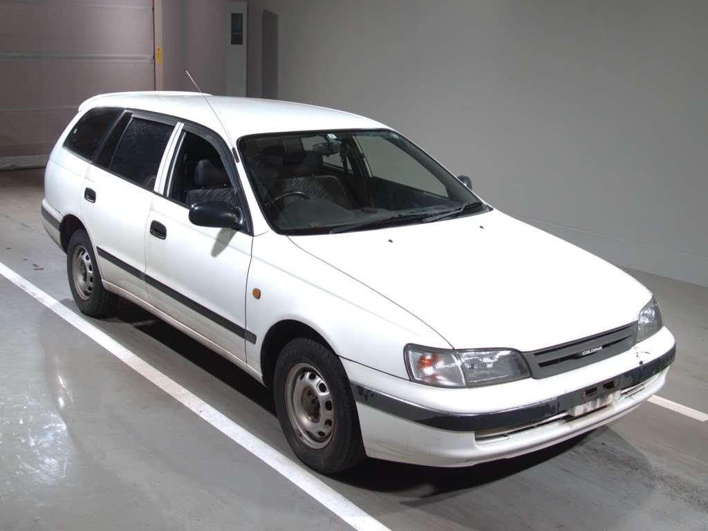 Toyota Caldina Van